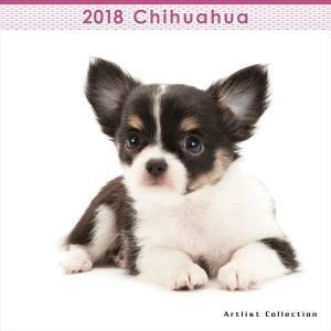 THE DOG 2018年 チワワ ミニ カレンダー|walajin-dog