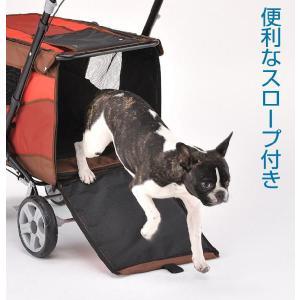 犬 カート 人気商品 ボンビ ペットバギー DECA PROGRE|walajin-dog|02