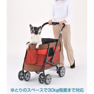 犬 カート 人気商品 ボンビ ペットバギー DECA PROGRE|walajin-dog|04