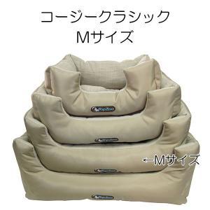 TopZoo ドゥドゥ コージー クラシック Mサイズ マット ベッド ペット 犬 猫 walajin-dog
