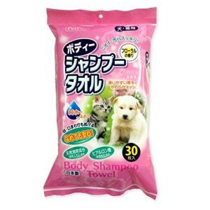 ペットプロ ボディーシャンプータオル フローラルの香り|walajin-dog