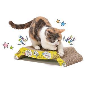 猫壱 バリバリ ベッド M 猫柄|walajin-dog