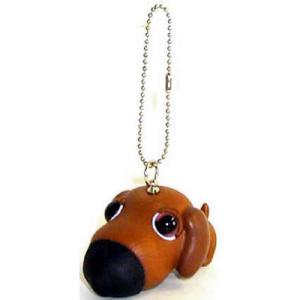 THE DOG キーホルダー M ダックスフンド|walajin-dog