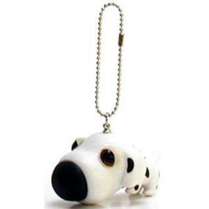 THE DOG キーホルダー ダルメシアン|walajin-dog