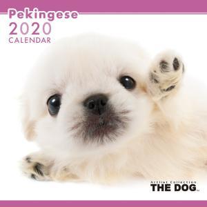 THEDOG カレンダー ペキニーズ 2020年カレンダー 犬 グッズ 壁掛け|walajin-dog