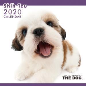 THEDOG カレンダー シーズー 2020年カレンダー 犬 グッズ 壁掛け|walajin-dog
