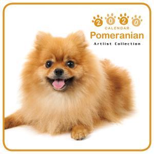THEDOG ミニカレンダー ポメラニアン 2020年カレンダー グッズ 犬|walajin-dog