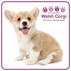 THEDOG ミニカレンダー ウェルシュコーギー 2020年カレンダー グッズ 犬|walajin-dog