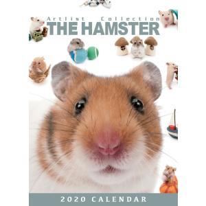 THEHAMSTER ハムスター 卓上カレンダー 2020年カレンダー 小動物|walajin-dog