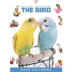 THEBIRD 鳥 小鳥 卓上カレンダー 2020年カレンダー 小動物|walajin-dog