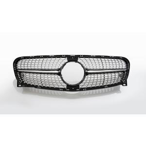 ダイヤモンドグリル GLAクラス X156 '14y~ '16y ブラック/クローム|wald-online-store