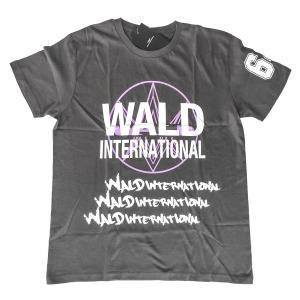 WALD Tシャツ【チャコール】|wald-online-store