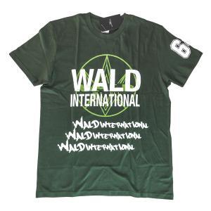 WALD Tシャツ【フォレストグリーン】|wald-online-store