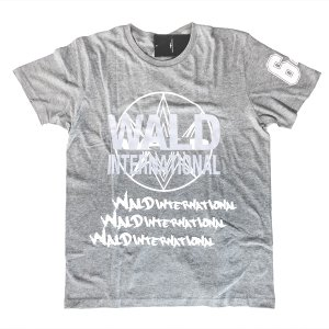 WALD Tシャツ【ヘザーグレー】|wald-online-store