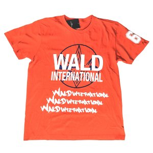 WALD Tシャツ【オレンジ】|wald-online-store