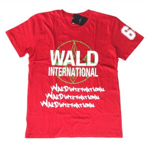 WALD Tシャツ【レッド】|wald-online-store