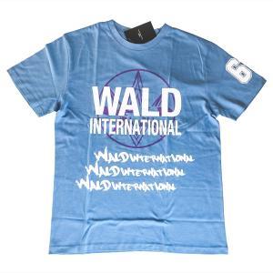 WALD Tシャツ【サックス】|wald-online-store