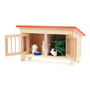 ウサギ小屋セット|wald