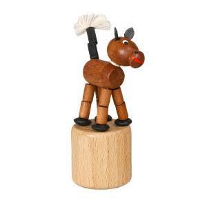 馬 くねくね人形|wald
