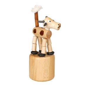 牛 くねくね人形|wald