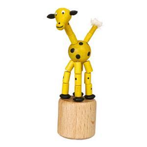 キリン くねくね人形|wald