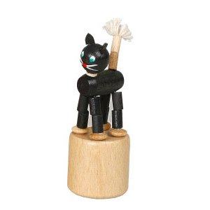 クシャ人形 ネコ|wald