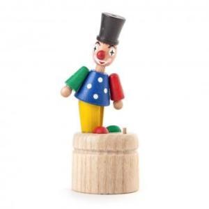 くねくね人形 ピエロ|wald
