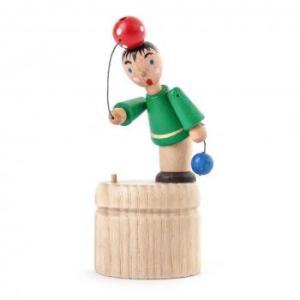 くねくね人形 玉のせ人形|wald