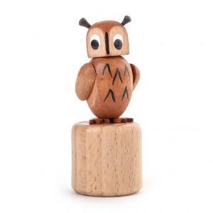 脱力人形 フクロウ|wald
