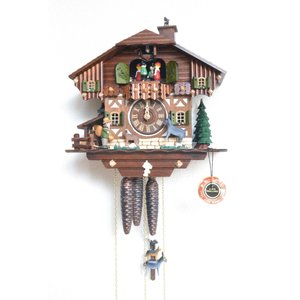 ブレーメンの音楽隊 鳩時計|wald
