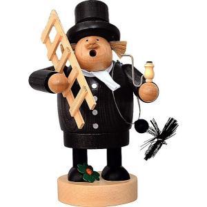 煙突掃除屋さん 煙出し人形|wald
