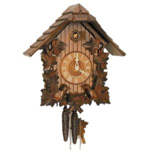 鳩時計 新築祝い 出産祝い 結婚祝い シンプルデザイン 223|wald