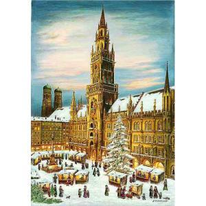 アドベントカレンダー  ミュンヘン|wald