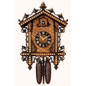 鳩時計 トラックウォーカースタイル|wald