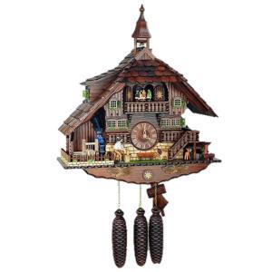 カッコー時計 白木 超大型タイプ 1071|wald