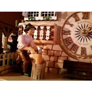 カッコー時計 白木 超大型タイプ 1071|wald|03