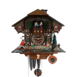 ハーメルンの笛吹き男 鳩時計|wald