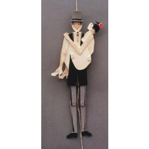 ウェディング ハンぺルマン人形|wald