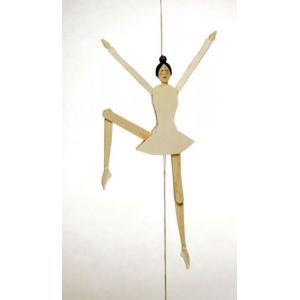 バレリーナ ハンぺルマン人形|wald