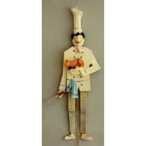 コック ハンぺルマン人形|wald