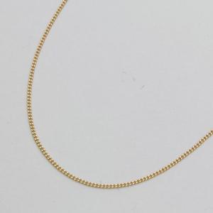 18金 ネックレス 喜平 K18 キヘイ チェーン 45cm 1.2g ペンダント用