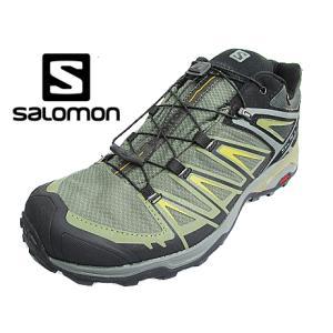 サロモン SALOMONL40242200X-ULTRA 3 GTXGastor Gray/Belu...
