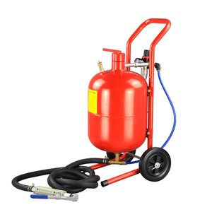 直圧サンドブラスター 5ガロン (k1296)|walktool