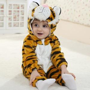 子供用 タイガー 着ぐるみ トラ 虎 100 クリスマス k1409