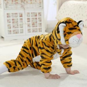 タイガー 着ぐるみ トラ 120 虎  クリスマス k1410