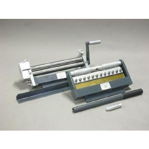 金属加工 メタルブレーキ、三本ローラーセット(k151)|walktool