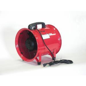 ポータブルファンφ340mm  送風機 k224|walktool