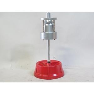 ポータブルホイールバランサー貼り付けバランスウエイト0.6kg付き(k368) walktool