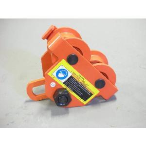 k660 1トンH鋼トロ-リー|walktool