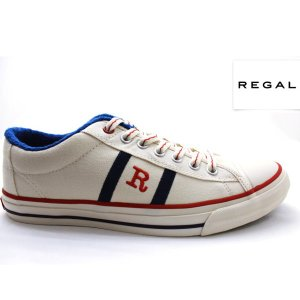 REGAL リーガル Rマークキャンバスレースアップスニーカー65HRL|walkup